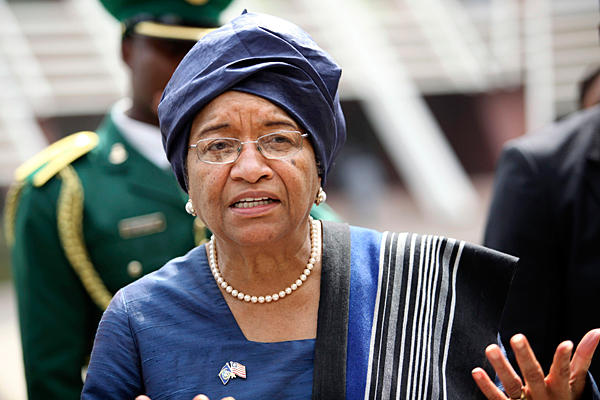 Ellen-Johnson-Sirleaf