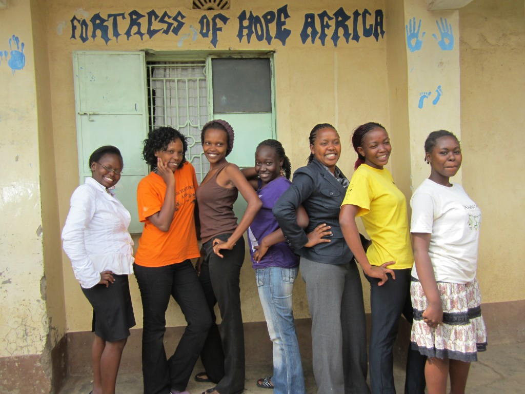Fortress of Hope Africa