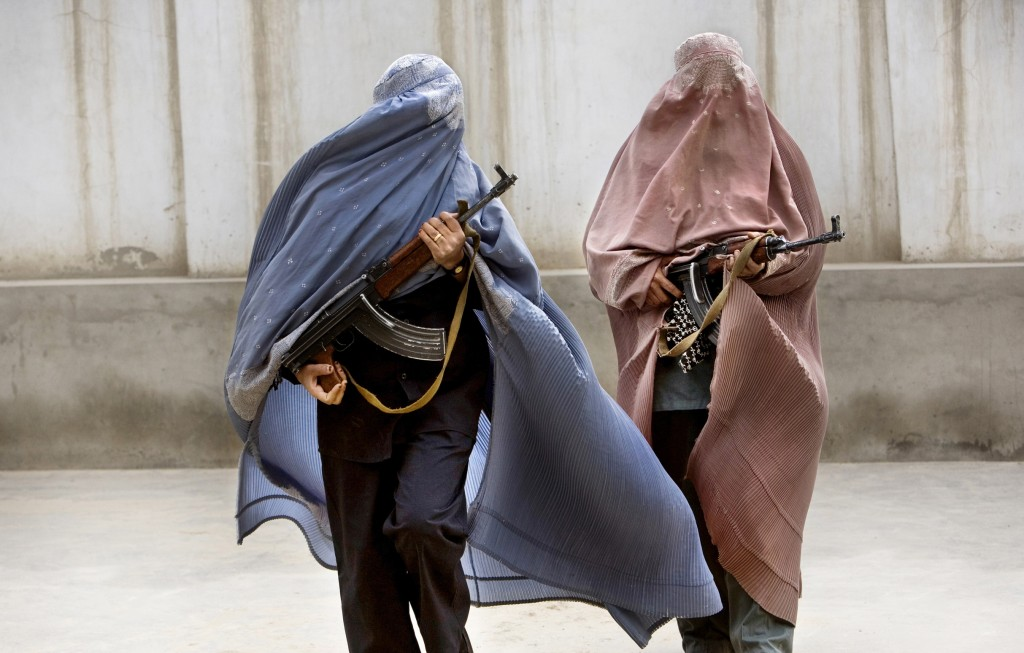 Femmes courage en Afghanistan